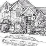 Residential home in Coppell