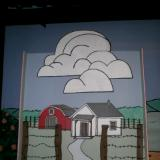 Will Rogers Follies - Home town scene